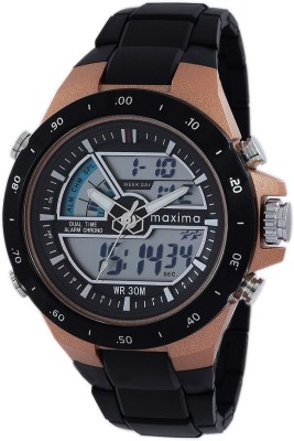 Maxima 49071PPAN  Analog-Digital Watch For Men