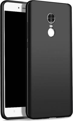 Coberta Case Back Cover for Mi Redmi Note 4 Black