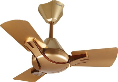 Havells Nicola 600 mm Ceiling Fan (Bronze-Copper)
