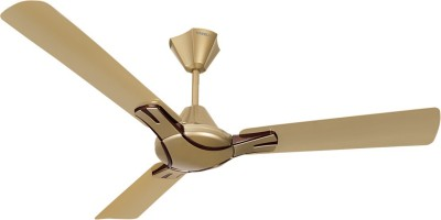 Four Star GALLAXY Turbo High Speed 600 mm 4 Blade Ceiling Fan(gold, Pack of 1)