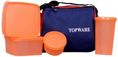 RetailShopping TopWare perfect mini lunch box 4 Containers Lunch Box