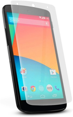 Roxel Tempered Glass Guard for LG Google Nexus 5 D821(Pack of 2)