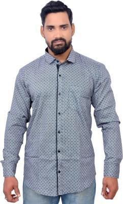 Gloria Shirts Men's Printed Casual Multicolor Shirt