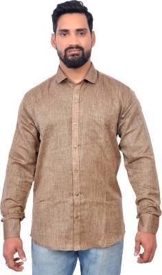 Gloria Shirts Men's Solid Casual Multicolor Shirt