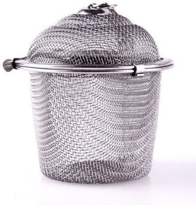 MAYUMI premium TEA MESH INFUSER FILTER - Stainless Steel Tea Strainer(Pack of 1)  available at flipkart for Rs.149