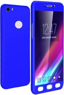 MS Enterprises Back Cover for Mi A1 Blue, Waterproof