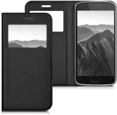 Cover Alive Flip Cover for Samsung Galaxy On7 Black
