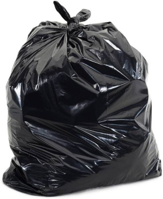 spincart Premium Garbage Bags (small) Size 17 x 19 inchs 3 Rolls (90 Bags) (Trash Bag/ Dustbin Bag) Small 5-8 ltrs L Garbage Bag(Pack of 90)  available at flipkart for Rs.140