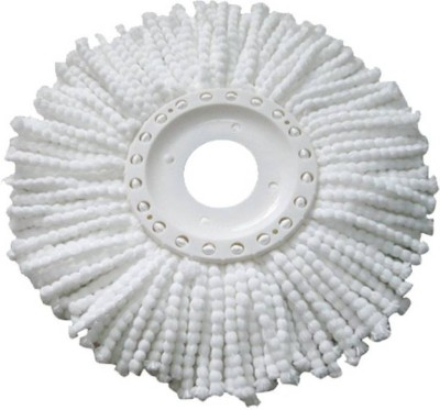 Bincy Spin Mop Refill String Mop(White)  available at flipkart for Rs.199