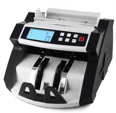 SP SHIELD PLUS AUTOMATIC CURRENCY COUNTING MACHINE LCD DISPLAY WITH UV MG Counterfeit Detector Note Counting Machine(Counting Speed - 1000 notes/min)  available at flipkart for Rs.5500