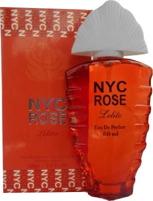 SPORT THRONE NYC ROSE PERFUME Eau de Parfum  -  60 ml(For Men & Women)  available at flipkart for Rs.299