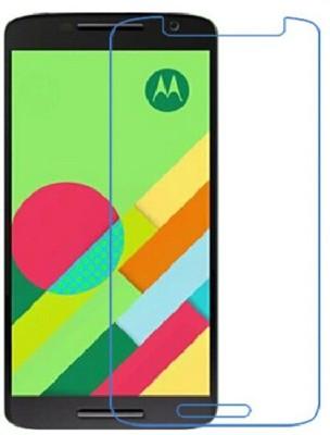 Big Zee Tempered Glass Guard for Motorola Moto E (2nd Gen) 3G