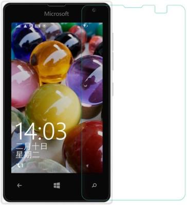 NaturalBuy Tempered Glass Guard for Nokia Microsoft Lumia 532