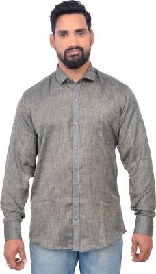 Gloria Shirts Men's Self Design Casual Multicolor Shirt