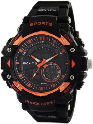 Maxima 47873PPAN  Analog-Digital Watch For Men