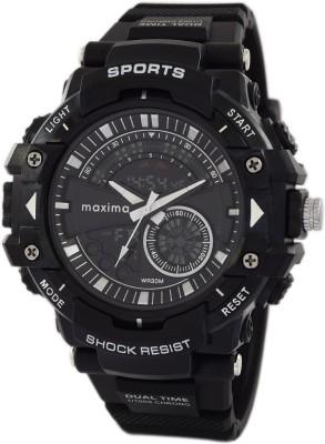 Maxima 47871PPAN  Analog-Digital Watch For Men