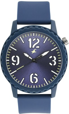 Fastrack 38039PP04 Elementary Tees Analog Watch For Unisex