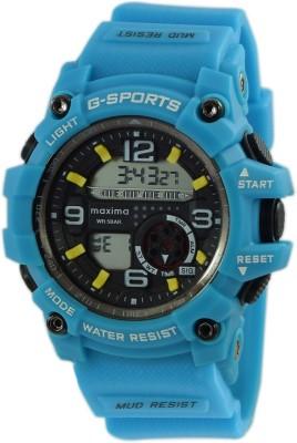 Maxima 48771PPDN  Digital Watch For Boys