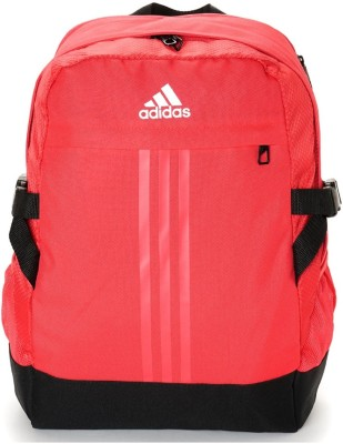 5ff4cdeac5 79% OFF on ADIDAS BP Power III M 22 L 22 L Backpack(Red