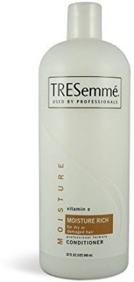 TRESemme Conditioner Vitamin-E Moisture Rich 32 Oz. (Pack Of 4)(946 ml)