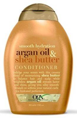 Organix Conditioner Argan Oil & Shea Butter 13Oz (2 Pack)(384 ml)