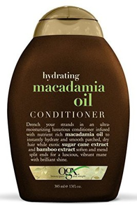 Organix Conditioner Macadamia Oil 13Oz(385 ml)  available at flipkart for Rs.2834