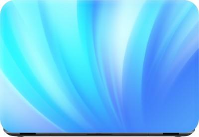Flipkart SmartBuy bluiee pattern Premium LG Vinyl (matte) Laptop Decal 14.1