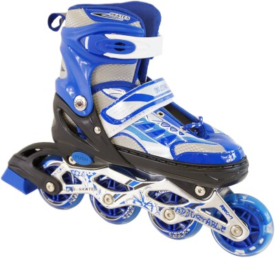 Star X sterling inline skates with size from 35- 38 euro In-line Skates - Size 3.5-5.5 UK(Multicolor)