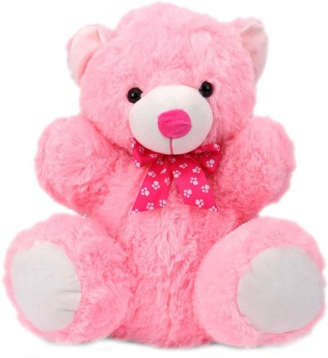 Dimpy Teddy Bear Stuff Toy Pink Color  - 41 cm(Pink)  available at flipkart for Rs.699