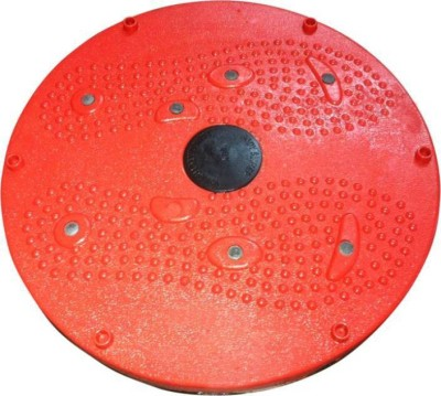 manogyam Tummy Twister, Acupressure Twister (Magnets) Useful for Figure Tone-up Ab Exerciser(Red)  available at flipkart for Rs.297