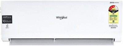 View Whirlpool 2 Ton 3 Star BEE Rating 2018 Inverter AC  - White(2T MAGICOOL Inverter 3S COPR, Copper Condenser)  Price Online