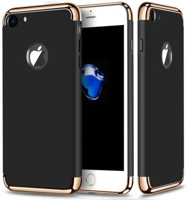 SHINESTAR. Back Cover for Apple iPhone 7, Apple iPhone 8(Black)