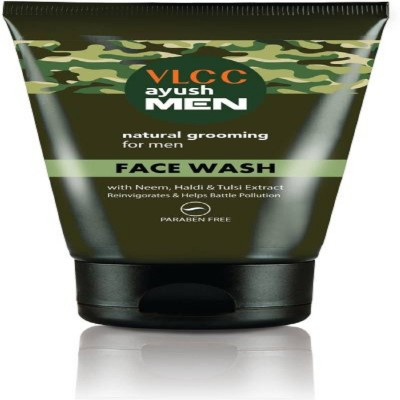 VLCC Vlcc024 Face Wash(100 g)  available at flipkart for Rs.132