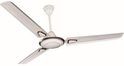 Crompton Super Briz Deco High Speed Ceiling Fan Birken White 3 Blade Ceiling  Fan(Birken