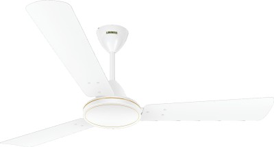 Luminous 1220MM HI AIR DESERT STORM MINT 1200 mm 3 Blade Ceiling Fan(MINT WHITE, Pack of 1)