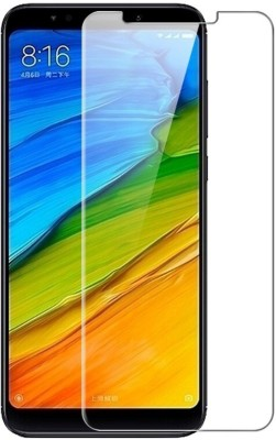 CHVTS Tempered Glass Guard for Mi Redmi 5 Plus(Pack of 1)