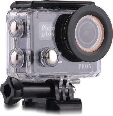 TARVIK Powershot Go Pro 1080P Full HD Waterproof Digital with led screen Sports and Action Camera(Black 12 MP)