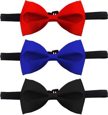 Seerat Solid Tie(Pack of 3)