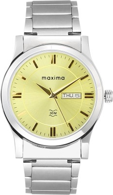 Maxima 49232CMGI  Analog Watch For Men
