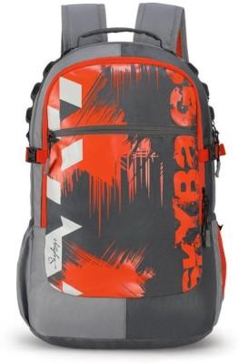 8017c5946e 32% OFF on Skybags Komet Plus 02 Grey 51 L Backpack(Multicolor) on Flipkart