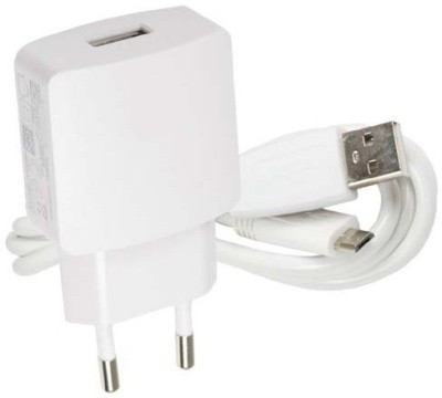 Trost Sparkey Sleek Wall Adapter   USB Cable for XP M d Mobile Charger with Detachable Cable White