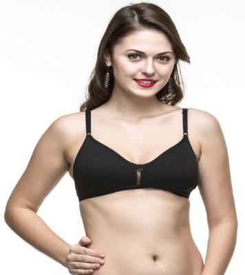 318f6378c8682 54% OFF on Shreepriya byShreeparna Styla Black Daisy Dee Women s T-Shirt Non  Padded
