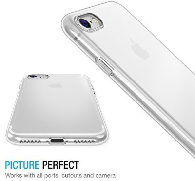 Case Creation Back Cover for Apple iPhone 7 Plus(Transparent, Flexible Case) Flipkart