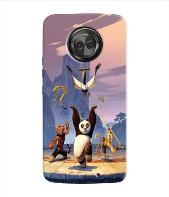 Mystry Box Back Cover for Motorola Moto X4 Multicolor