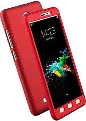 Loopee Front   Back Case for Mi Redmi Note 3 Red
