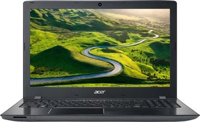 Acer Aspire E15 Core i3 6th Gen    8  GB/1 TB HDD/Windows 10 Home  E5 575 Laptop 15.6 inch, Black, 2.23 kg