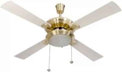 Usha Fontana One 1270 Gold Ivory 4 Blade Ceiling Fan (Gold) 4 Blade Ceiling Fan(Gold Ivory)  available at flipkart for Rs.6500