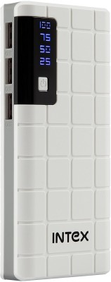 Intex IT-PB Power Bank, 10000 mAh (White)