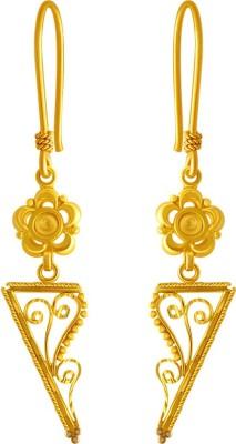 PC Chandra Jewellers Yellow Gold 10kt Dangle Earring