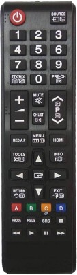 technology ahead SAMSUNG LED/LCD REMOTE Remote Controller(Black)